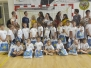 Spotkanie z absolwentami przedszkola podczas zawodów sportowych